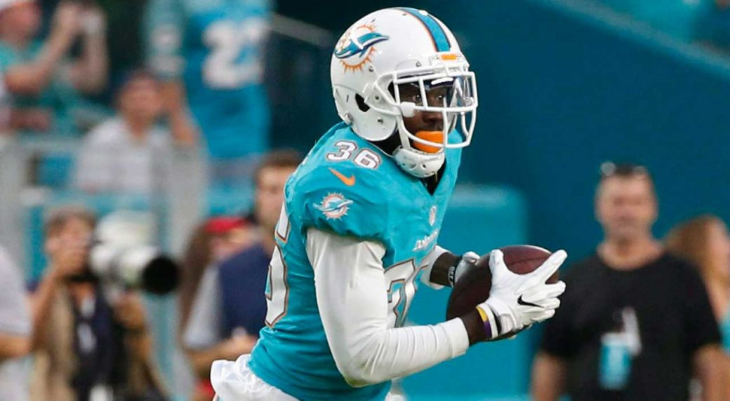 the latest 69105 431b6 Dolphins CB Lippett will miss season with torn Achilles ...