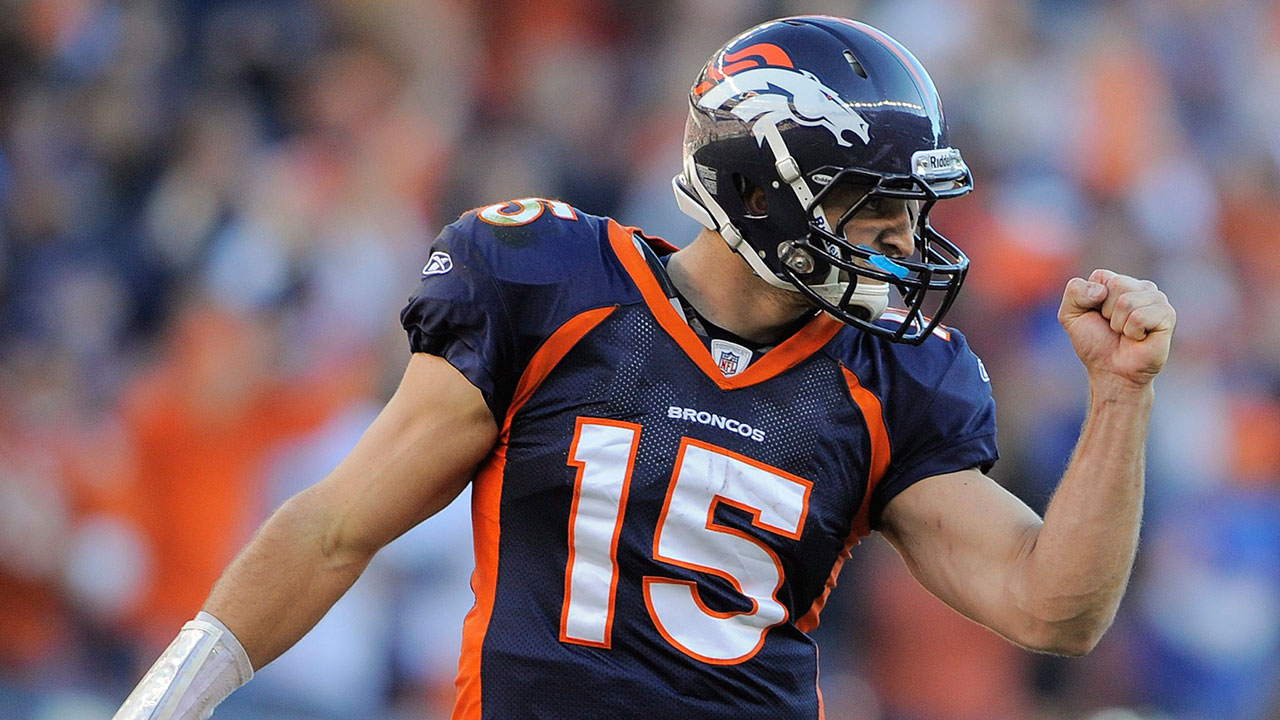 Report: Jaguars plan to sign Tim Tebow to one-year deal