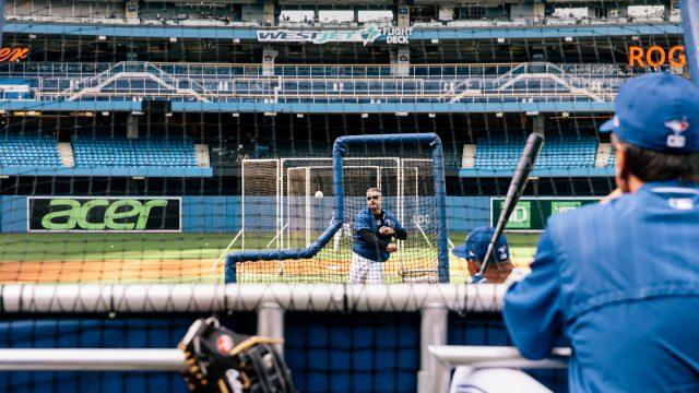 Sportsnet;-Big-Read;-Photo-Essay;-Toronto-Blue-Jays;-Major-League-Baseball;-Rogers-Centre;-Batting-Practice