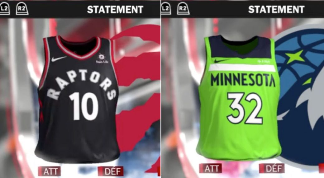 34e73e2b Gotta See It: Alternate jerseys leaked for all 30 NBA teams ...