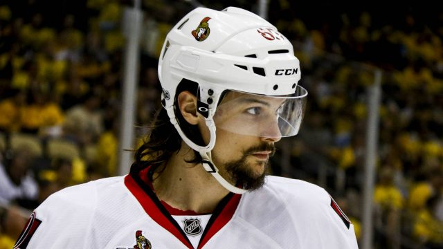 Ottawa-Senators'-Erik-Karlsson.-(Gene-J.-Puskar,-File/AP)