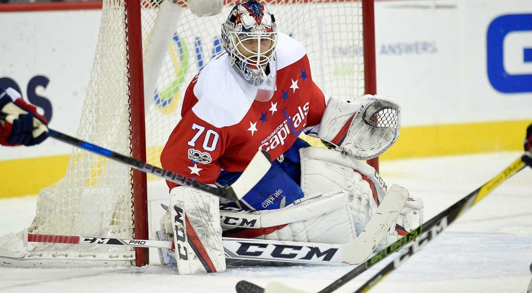 Who Should The Capitals Start In The Playoffs Braden Holtby Or Philipp Grubauer Sportsnet Ca