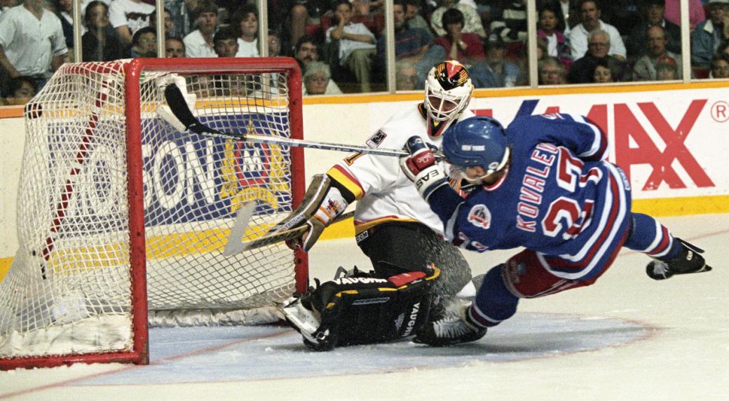 Former Canucks Goalie Kirk Mclean Grateful For Added Time In Minors Sportsnet Ca