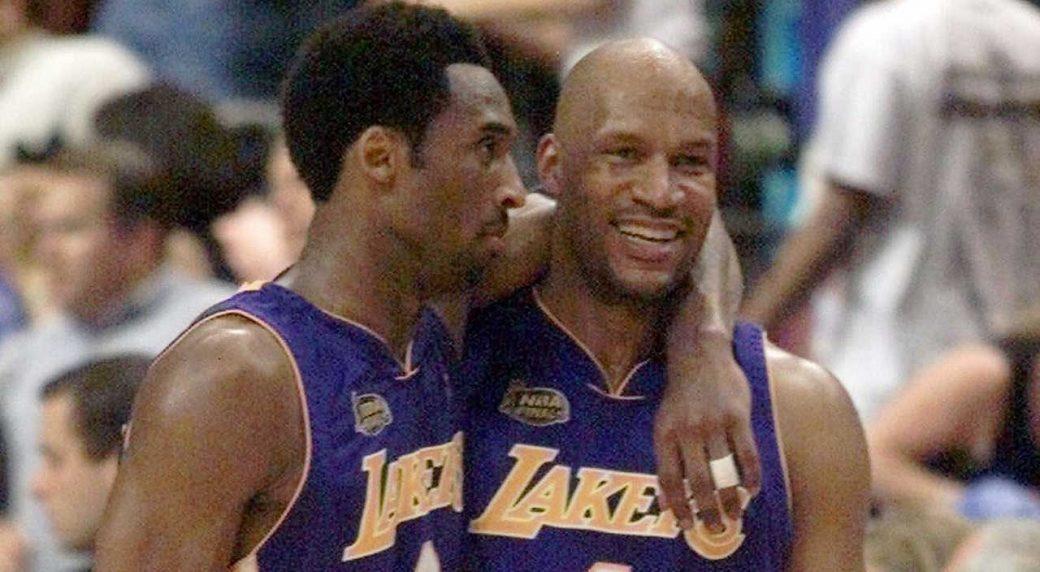 best service 18f3e 5358b Q&A: Ron Harper on Bulls vs. Lakers, today's NBA, Raptors ...