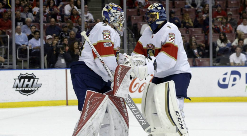 Roberto Luongo On James Reimer He S A Starter In The Nhl No Doubt