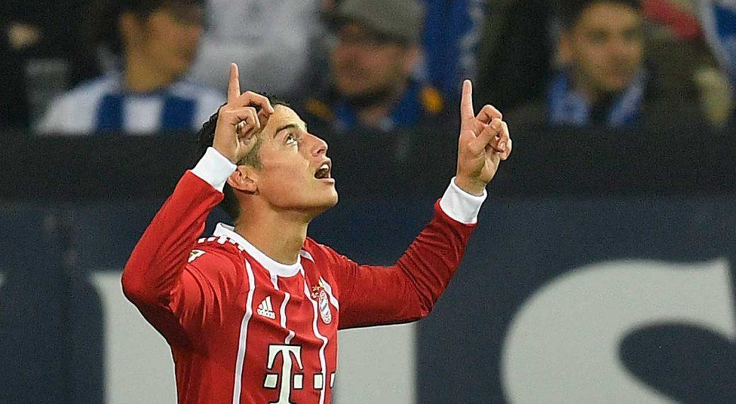 James Rodriguez Leaving Bayern Munich After 2 Year Loan Sportsnet Ca