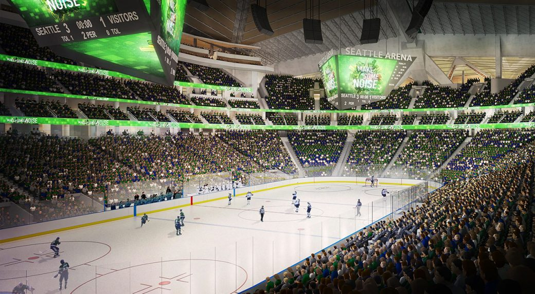 Emeralds Betting Favourite As Name For Potential Seattle Nhl Team