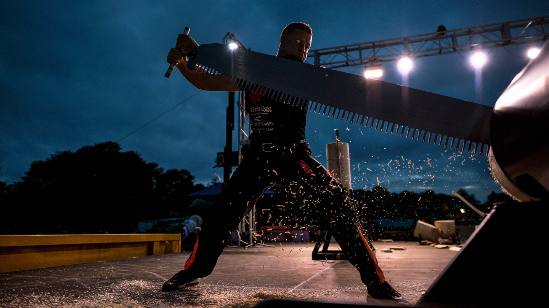 Big Read: Meet the lumberjack trying to take his sport