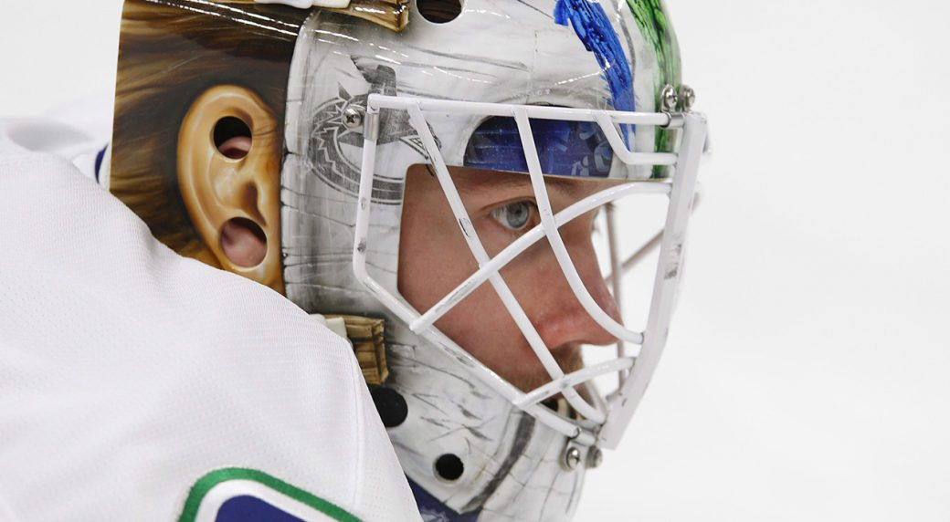 Jacob Markstrom Perseveres To Reach Starter Status With Canucks Sportsnet Ca