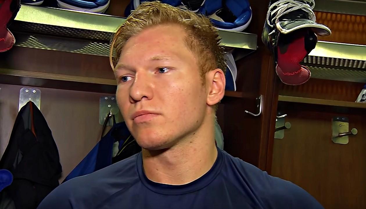 Andreas-Borgman;-Toronto-Maple-Leafs