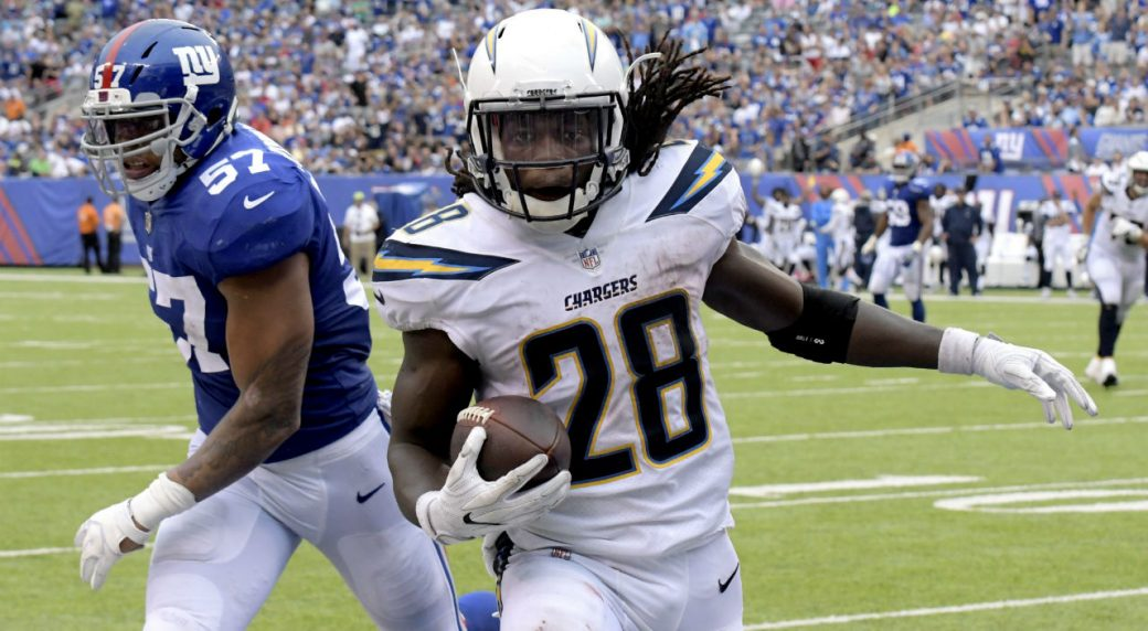 Chargers' Gordon could skip camp, demand trade without new contract