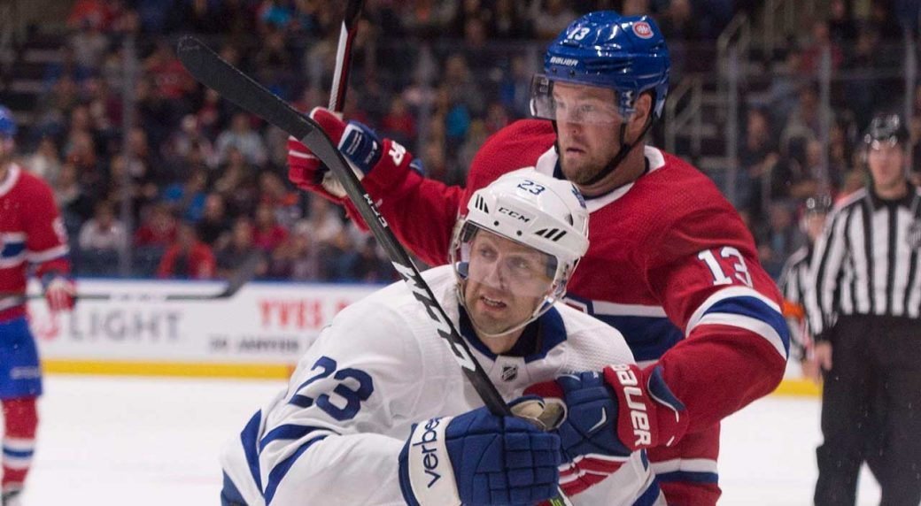 Toronto-Maple-Leafs;-Montreal-Canadiens