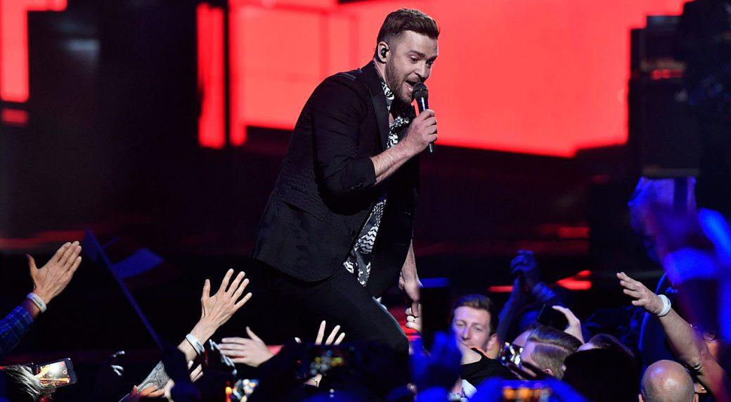 Justin Timberlake to perform half-time show at Super Bowl