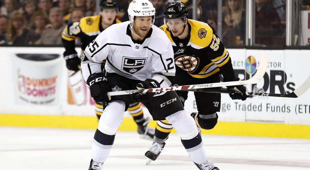 Kings Brooks Laich On Unconditional Waivers To Terminate Contract