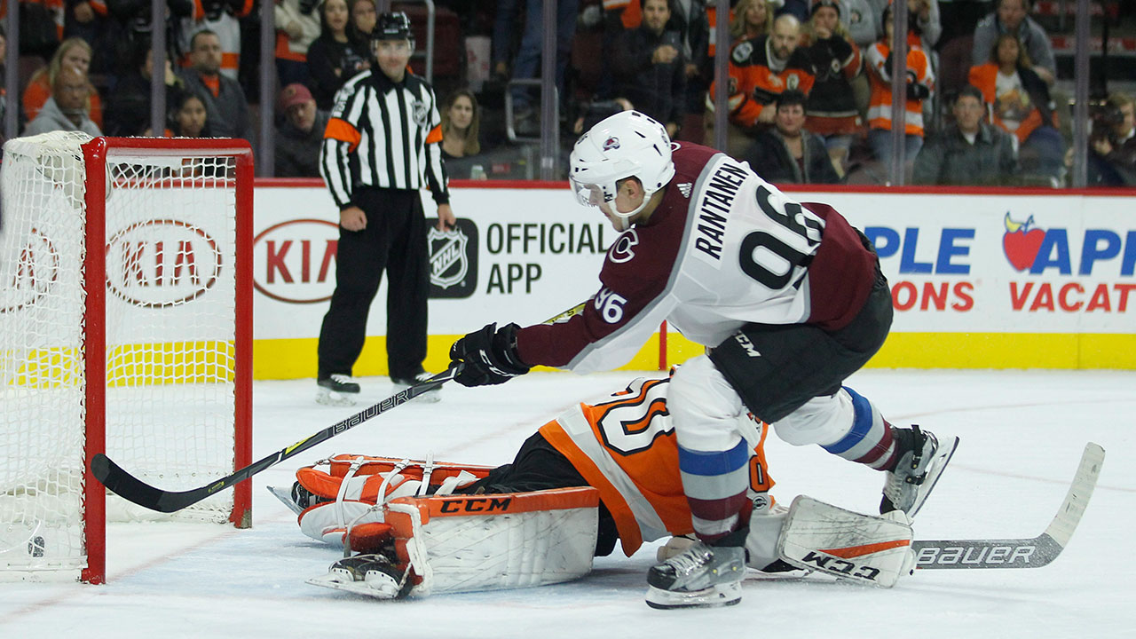 20 Fantasy Thoughts Rantanen Makes Avalanche More Than One Player