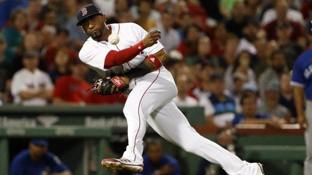 Boston-Red-Sox;-Eduardo-Nunez