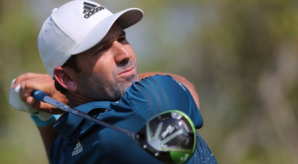 Sergio Garcia Tests Positive for COVID, Withdraws from The Masters