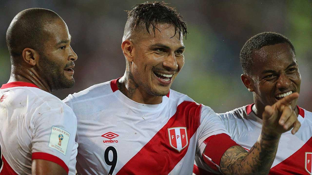 Peru-striker-Jose-Paolo-Guerrero