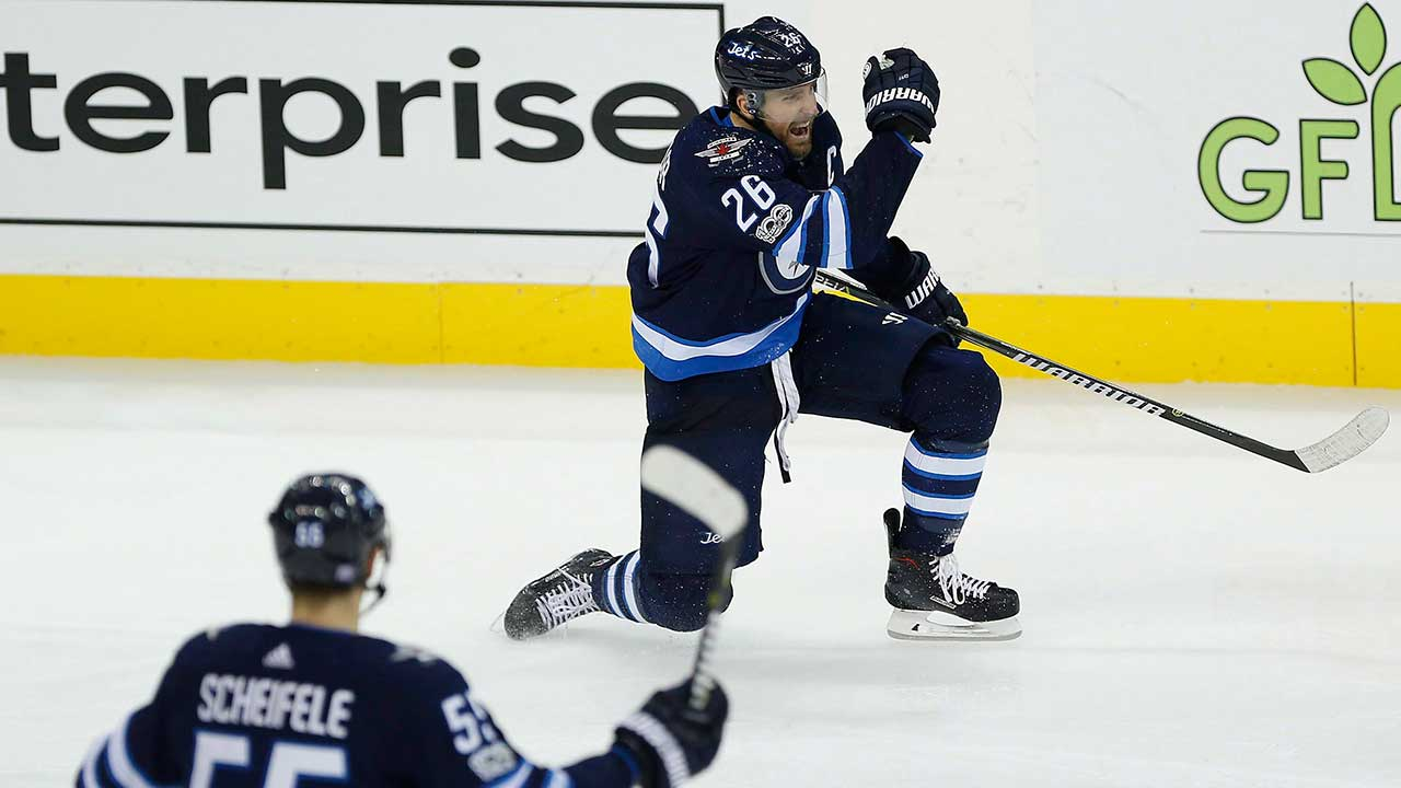 Winnipeg-Jets'-Mark-Scheifele-and-Blake-Wheeler