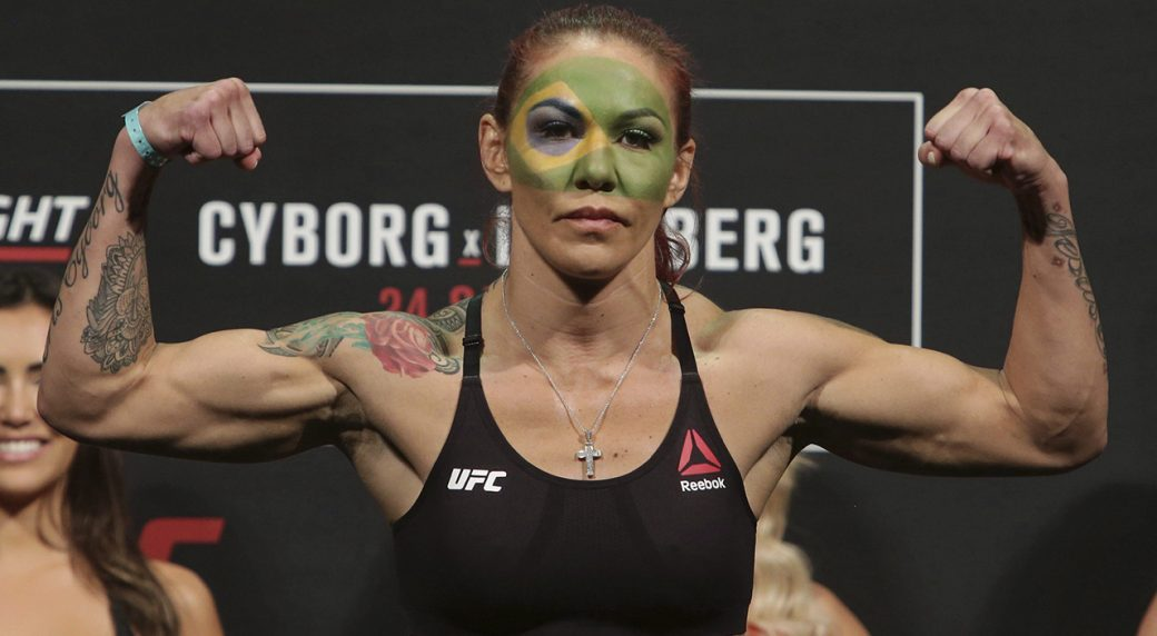 cyborg rousey betting odds
