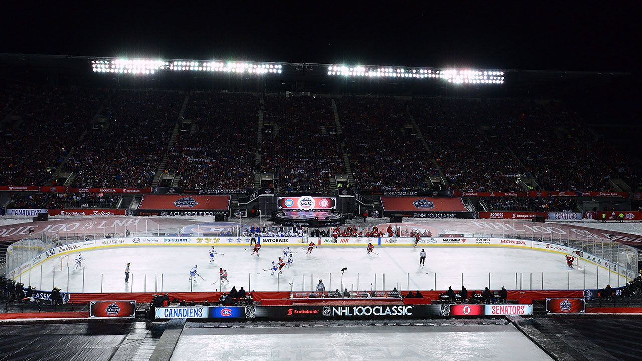 Nhl Unlikely To Hold Outdoor Game In Canada During 2018 19 Season