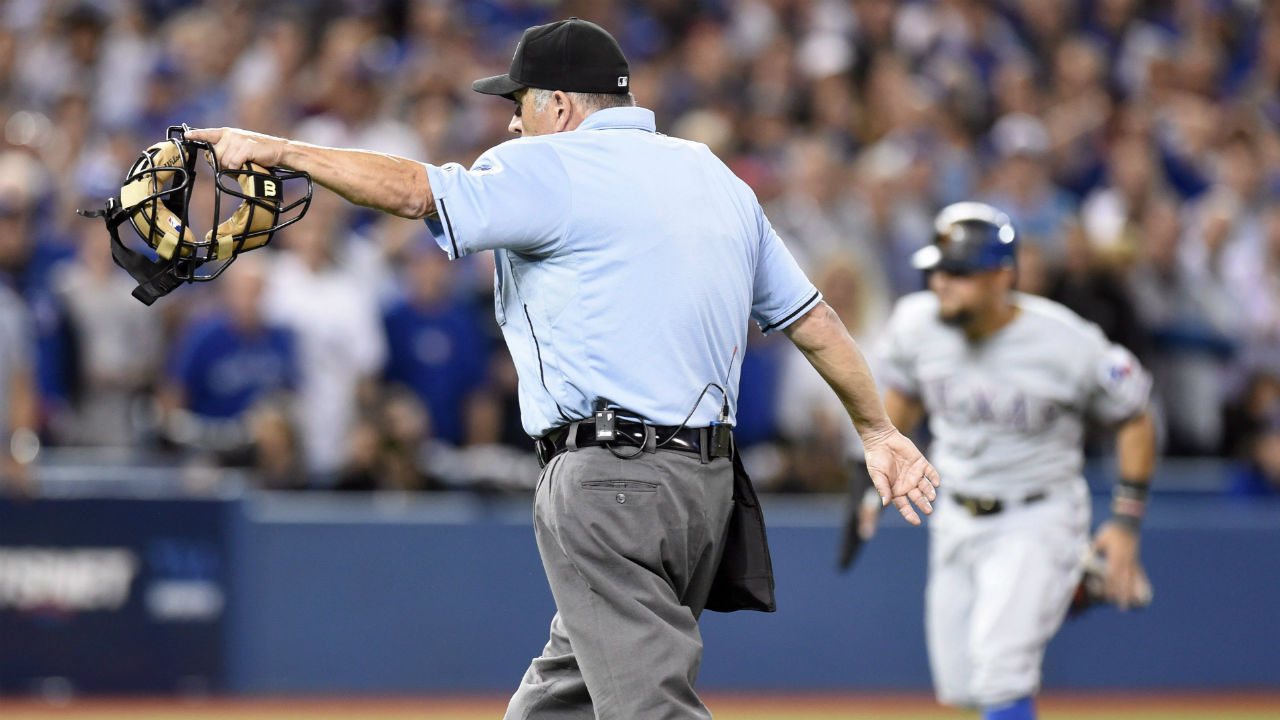 Umps to begin in-park replay announcements, but COVID-19 may delay debut - Sportsnet.ca