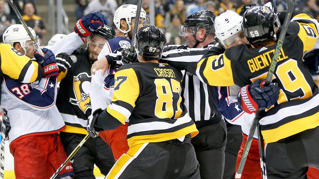 Penguins-Blue-Jackets-brawl