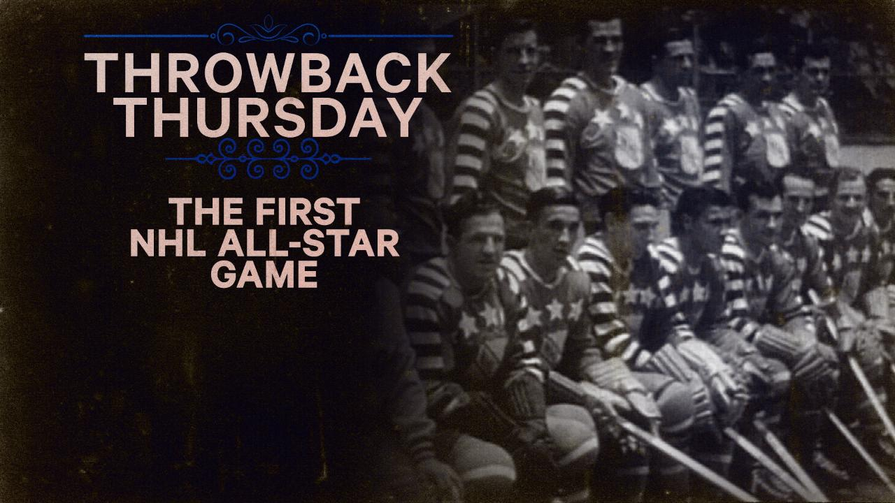 TBT: First ever NHL All-Star Game - Sportsnet.ca
