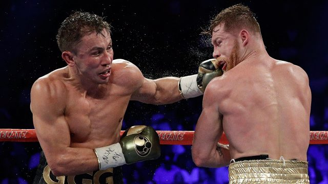 Gennady-Golovkin-punches-Canelo-Alvarez