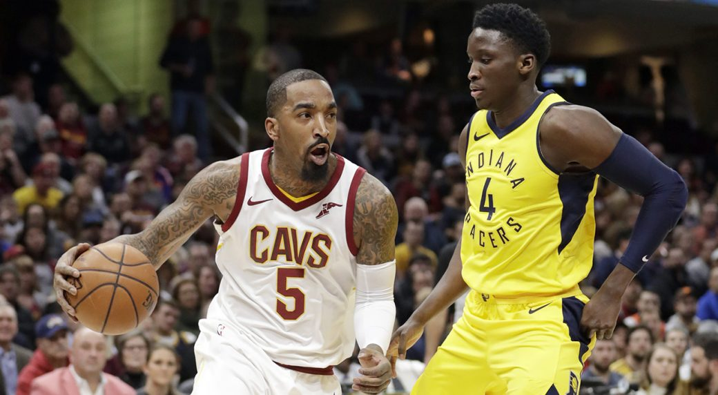 Cavaliers Shuffle Starting Lineup For Game 2 Against Pacers Sportsnet Ca