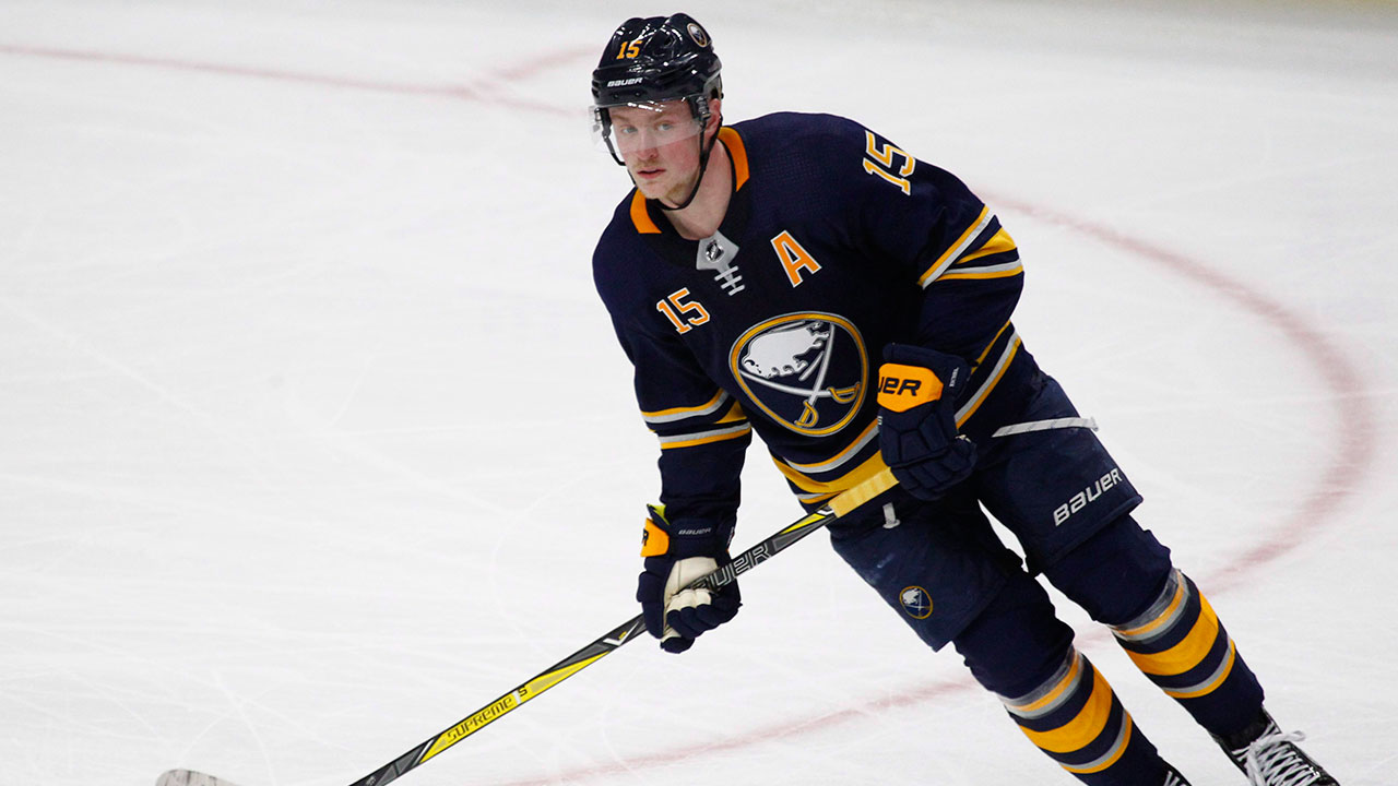 half off dc1e7 e7c92 Jack Eichel unlikely to play for Team USA at world ...
