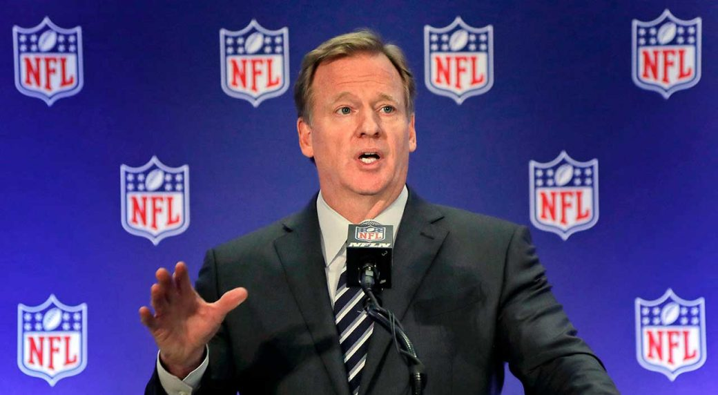 Goodell Forfeits Possible For Nfl Covid 19 Protocol Violation