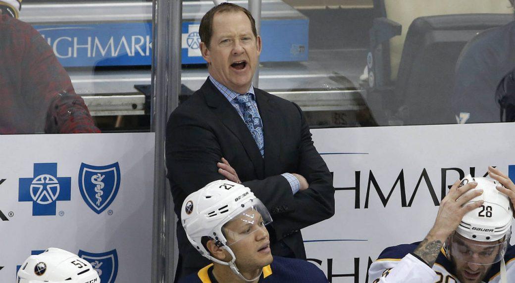 Buffalo-Sabres-coach-Phil-Housley.-(Gene-J.-Puskar/AP)