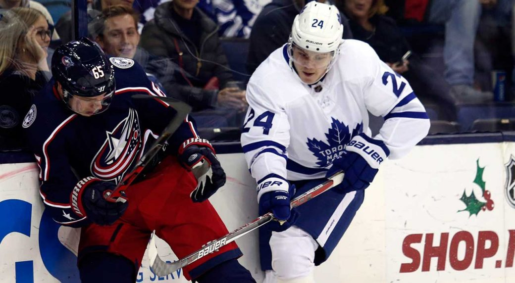 Toronto-Maple-Leafs-forward-Kasperi-Kapanen