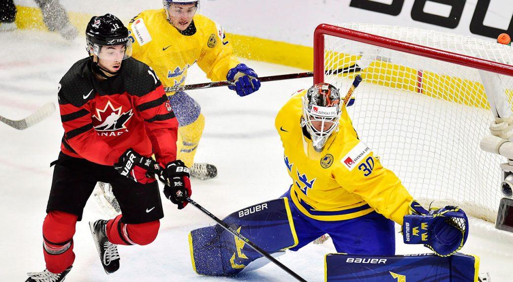 Wjc Final Live Canada 3 Sweden 1 Sportsnet Ca