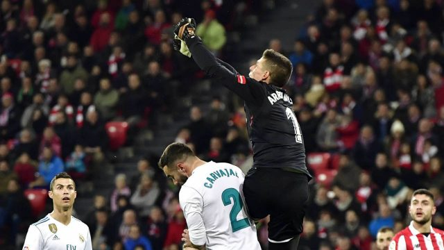 Kepa-Arrizabalaga.-(Alvaro-Barrientos,-file/AP)