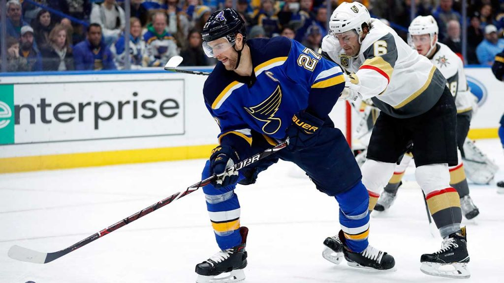 Blues Pietrangelo On Impending Free Agency I Want To Stay A Blue Sportsnet Ca