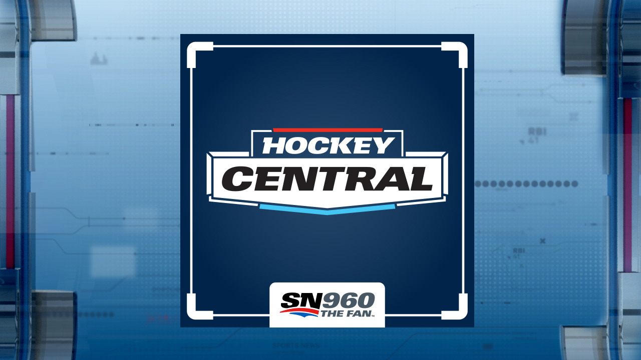 Hockey Central 960 Logo Image