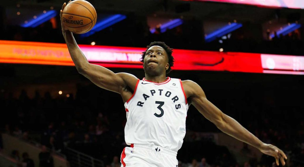 online store b6ddd 481f5 Raptors' OG Anunoby among NBA Summer League standouts ...