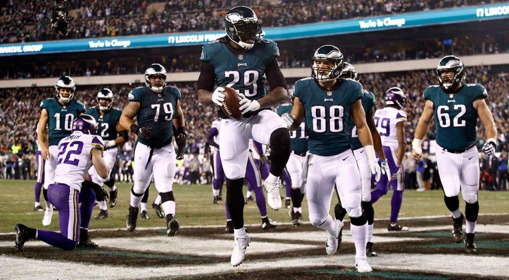 premium selection 2318c 80e65 Why the Philadelphia Eagles will win Super Bowl LII ...