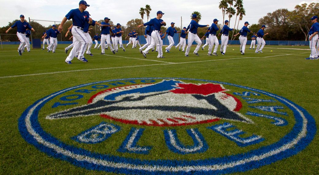 Toronto-Blue-Jays;-Dunedin;-spring-training