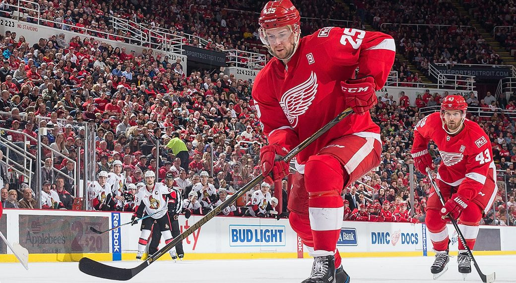 Mike-Green;-Detroit-Red-Wings