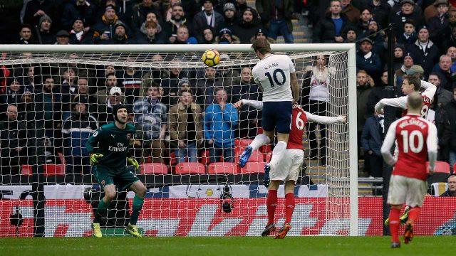 Tottenham's-Harry-Kane