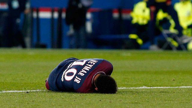 PSG's-Neymar