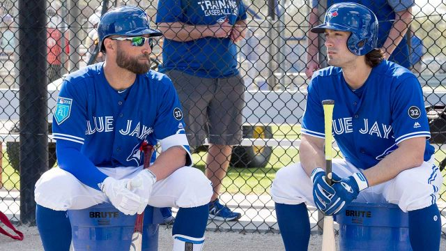 Toronto-Blue-Jays'-Kevin-Pillar-and-Randal-Grichuk