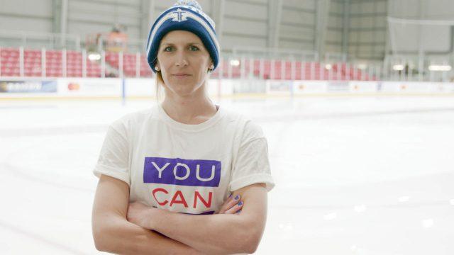 Jessica-Platt-of-the-Toronto-Furies-of-the-Canadian-Women's-Hockey-League.