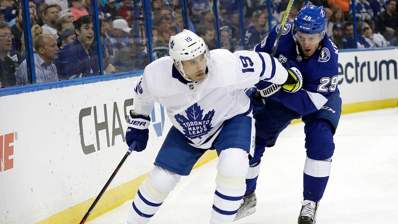 Toronto-Maple-Leafs-centre-Tomas-Plekanec