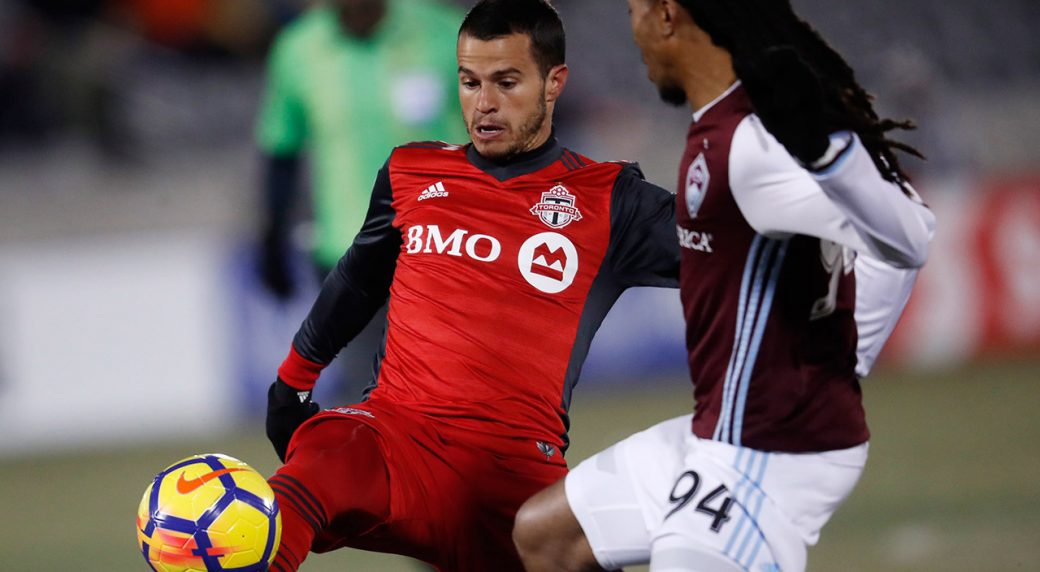 online store 8c227 05caf Ex-TFC star Sebastian Giovinco arrives at new club in Saudi ...