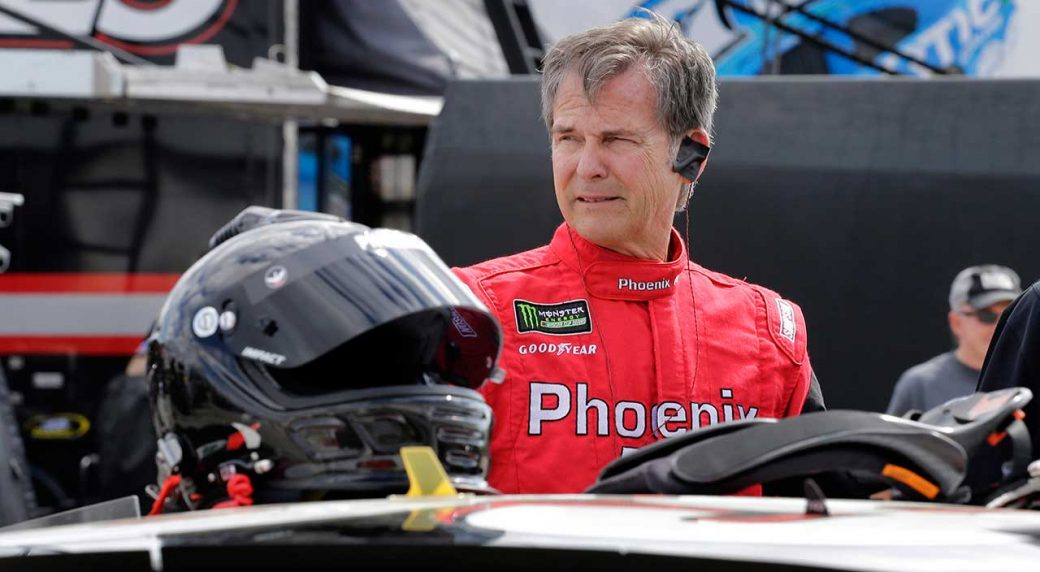 Vietnam vet Thompson to make Daytona 500 start at age 66