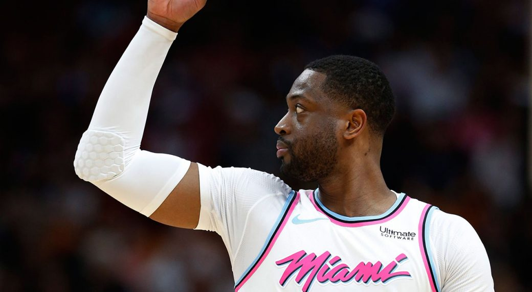best loved ad98c bb6c7 Heat's Wade out against Cavaliers with illness - Sportsnet.ca